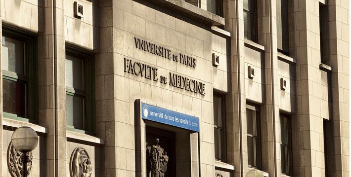 L'antre du pluralisme en sciences sociales. 45, rue des Saints-Pères, Paris (crédits : academiehotel.com [?!])