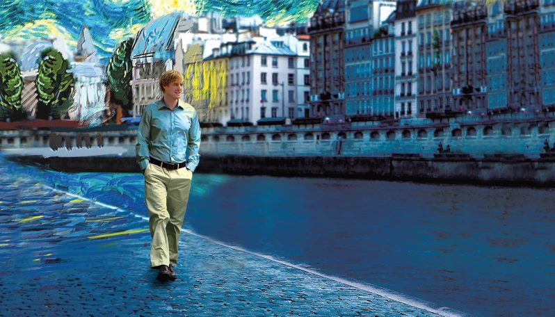 Paris, place to be-ism. Midnight in Paris, de Woody Allen, 2011 (crédits : http://www.sonyclassics.com/midnightinparis/home.html)