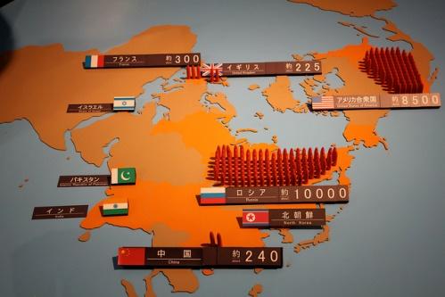 Le dessus des cartes : « technoscience » et escalade nucléaire (crédits : International Campaign to Abolish Nuclear Weapons, via Flickr, 2012)