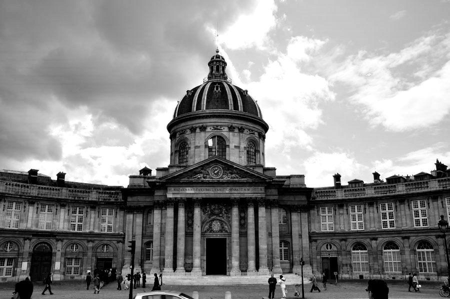 Institut de France (crédits : patrimoine-histoire.fr)