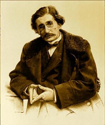 Gabriel Tarde, portrait thermodynamique (source : paperblog.fr)