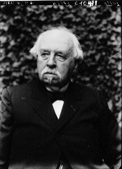 Ange-Ferdinand-Armand Baron de Mackau, doyen des députés en 1913 (crédits : gallica.bnf.fr)
