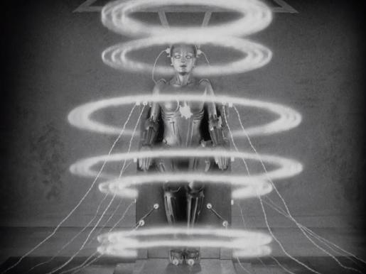 Prophétie auto-réalisatrice : Metropolis, de Fritz Lang (source : http://theyalelit.tumblr.com/)