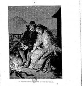 Titre : Contes choisis (Edition spéciale à l'usage de la jeunesse...) / Alphonse Daudet ; dessins de Emile Bayard et Adrien Marie. Auteur : Daudet, Alphonse (1840-1897). Éditeur : Hetzel (Paris). Date d'édition : 1903. Contributeur : Bayard, Émile (1837-1891), illustrateur. Contributeur : Marie, Adrien (1848-1891), illustrateur. http://gallica.bnf.fr/ark:/12148/bpt6k57842158