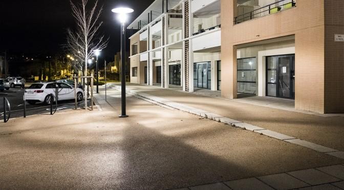 Le programme LAPANTE : la lumière et les «paysages nocturnes» des franges urbaines