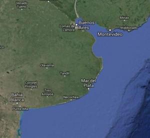 Mar del Plata, Province de Buenos Aires, République Argentine