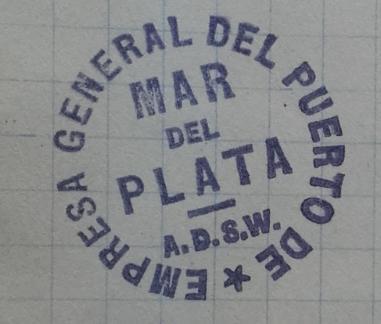 Entre lo oficial y lo personal. La construcción del Puerto de Mar del Plata en la visión de un ingeniero francés.