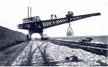 Poster : La Grue Titan de 50 tonnes