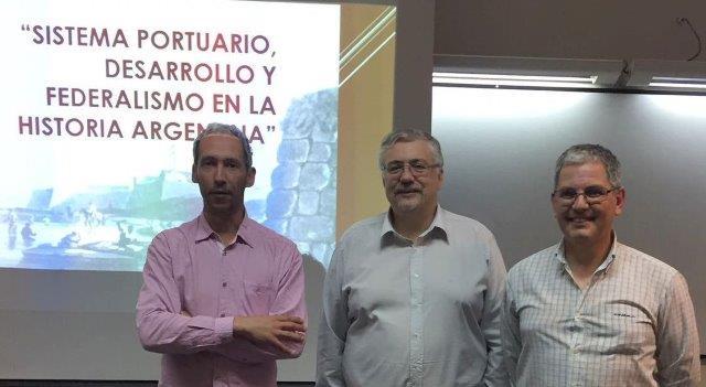 Tercer reunión 2016 del Núcleo de Historia de Ciudades Portuarias Regionales