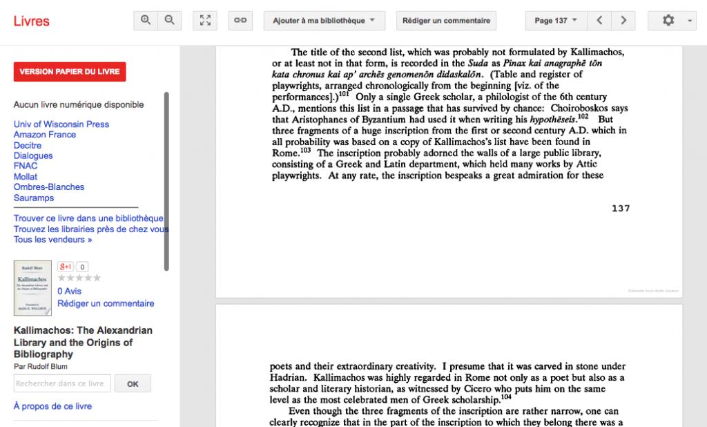 La même page que précédemment consultable via TOR