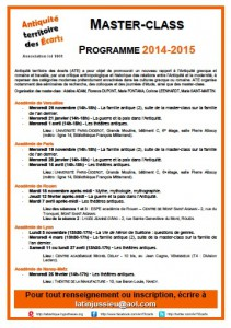 programme MC