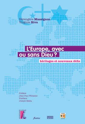 Couverture Europe avec ou sans Dieu