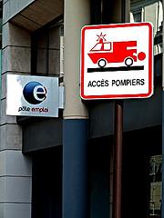 Pole emploi... par Véronique Teurlay sur Flickr