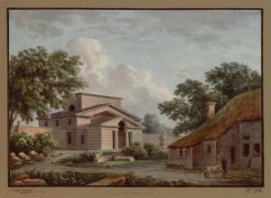 Barrière des Paillassons, Palaiseau, 1819