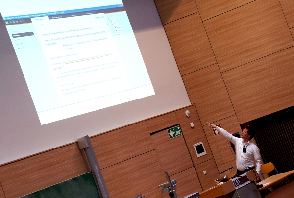 Einführung in MAXQDA, Foto: Nowak