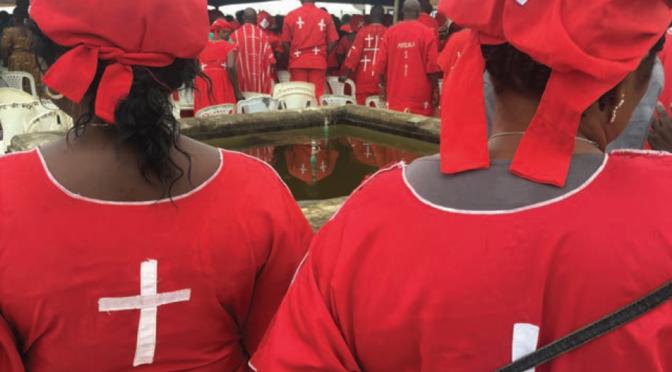 """Étude """"PACKING"""" sur les reseaux de prostitution nigérians- ecpat france"""