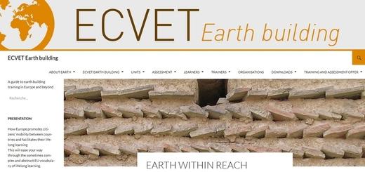 ECVET Earth Building