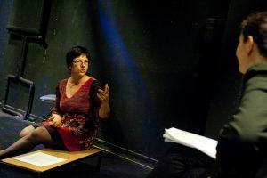 © Guillaume CLEMENT, Gennevilliers, le 27 juin 2016, association - Les Urbaines - lecture des textes de l atelier d ecriture sur le theme du projet - La place de la Femme dans la ville - Photo : Guillaume CLEMENT.