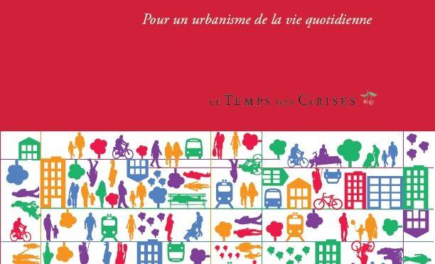 Les sens de la ville. parution avril 2020