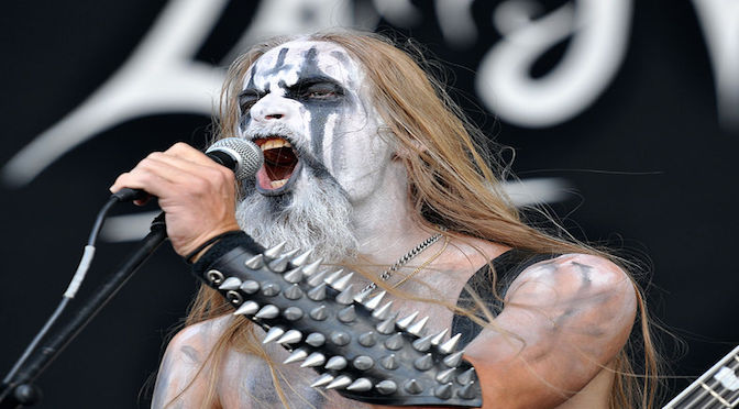 Chanteur de metal