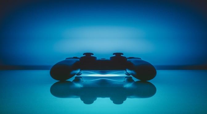 Manette de console de jeu