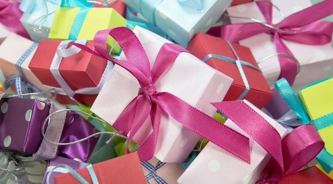 Le bonheur de donner (chronique 91)