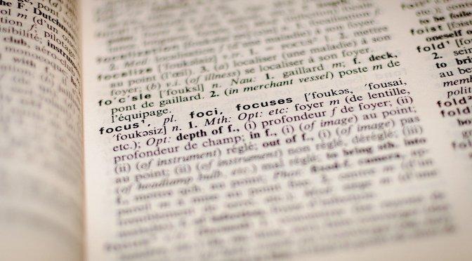 Les désambiguïsants sons des mots (chronique 121)
