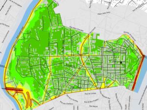Plan environnement sonore Lyon