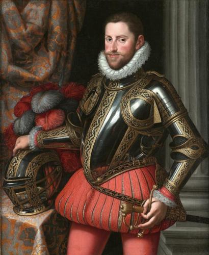 Ernst-v-Osterreich_1553-95_Martino-Rota-1580