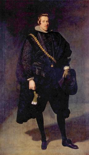 El infante don Carlos, por Velázquez (Museo del Prado)