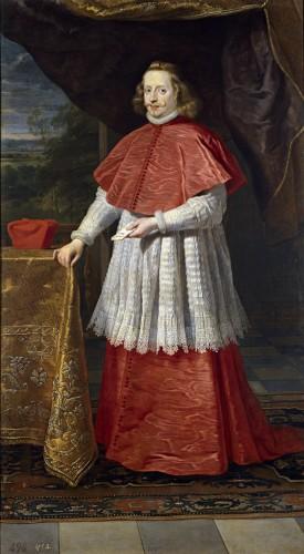 El Cardenal infante don Fernando, por Gaspar de Crayer