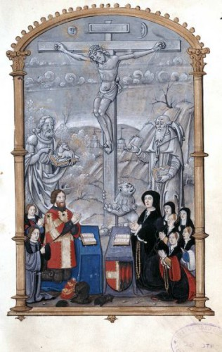 Libro de Horas de la familia Rolin (Borgoña, s. XV)