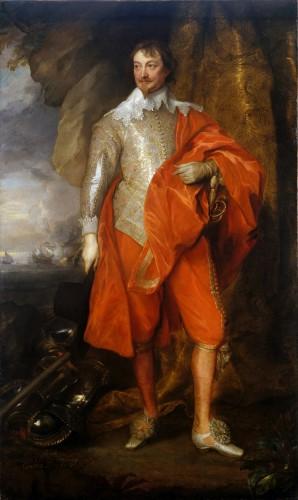 Van Dyck, Robert Rich (1587–1658), segundo conde de Warwick