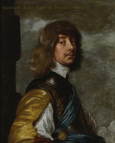 Círculo de Van Dyck (1599–1641) Algernon Percy, X conde de Northumberland