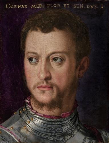 Cosimo I de Medici, ilustre gotoso
