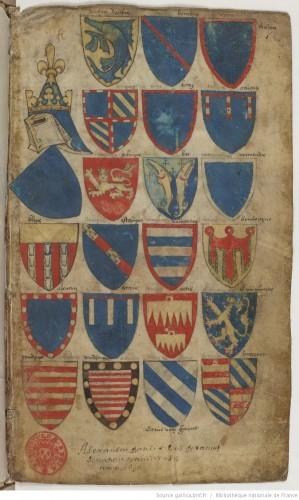 Bibliothèque nationale de France, Département des manuscrits, Français 5230