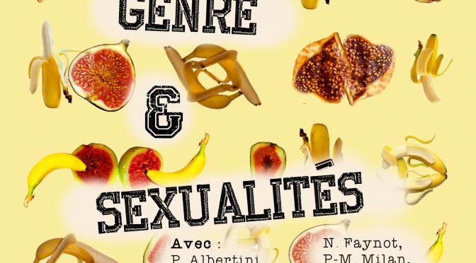Genre et sexualités (2): intervention de Pascale-Marie Milan