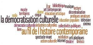 La démocratisation culturelle au fil de l'histoire contemporaine