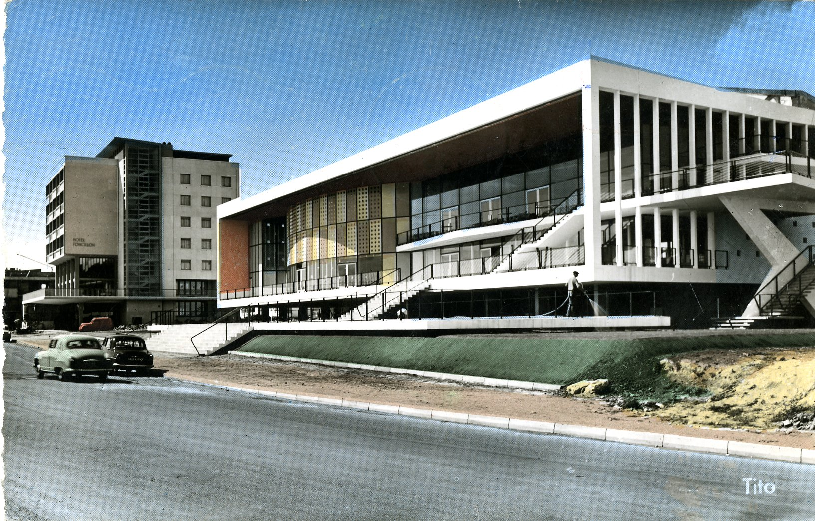 L Ecole D Architecture De Bordeaux Sa Reception Sa Place Dans L