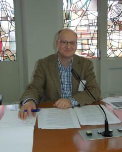 Dr. Stefan Schröder, Stadtarchiv Greven