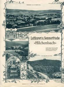 Luftkurort und Sommerfrische Hilchenbach (Stadtarchiv Hilchenbach, Signatur 11/1.452)