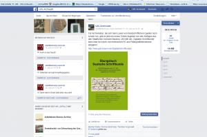 Facebook als Multiplikatior: Der Facebook-Auftritt des LWL-Archivamts