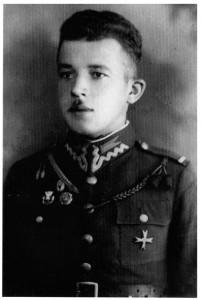 Der in Greven hingerichtete Franciszek Banaś in der Uniform der polnischen Kavallerie, undatiert (Foto: privat).