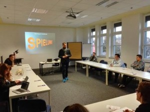"Der Workshop zum ""Gaming"" mit Christoph Deeg"