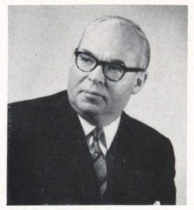 Landrat Richard Borgmann