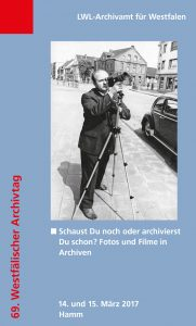 Programm vom Archivtag in Hamm