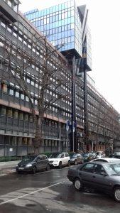 DIN-Gebäude in Berlin-Tiergarten, Foto: G. Teske