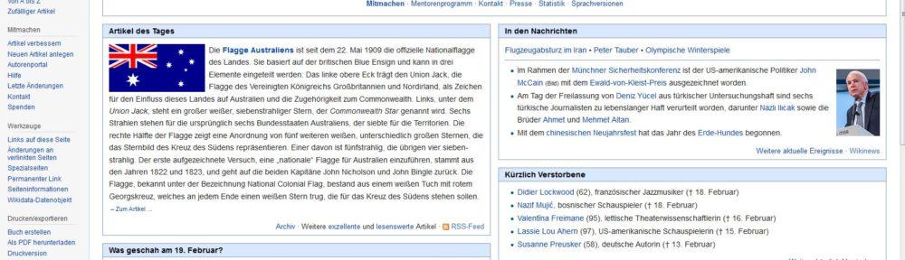 Wikipedia19.2.18