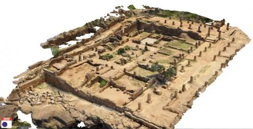 Habitation romaine