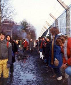 Embrace the Base source: http://en.wikipedia.org/wiki/Greenham_Common_Women%27s_Peace_Camp